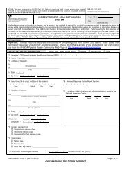 NOTICE: This report is required by 49 CFR Part 195 - U S