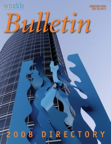Bulletin - West Michigan District Dental Society