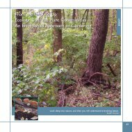 From the Ground Up Ecology, Soil, and Plant Communities — An ...