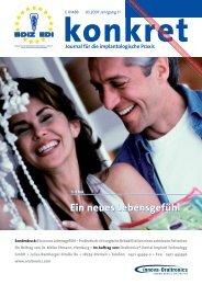 Ein neues Lebensgefühl - Sybron Implant Solutions GmbH