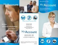 My Account - Western National Insurance Group
