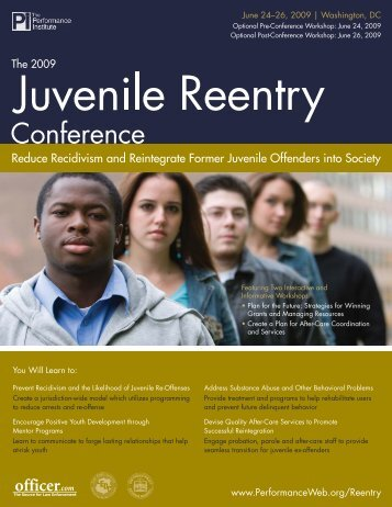 2009 Reentry Conference - Youth Today