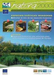 ESPECIES EXÓTICAS INVASORAS - European Commission - Europa