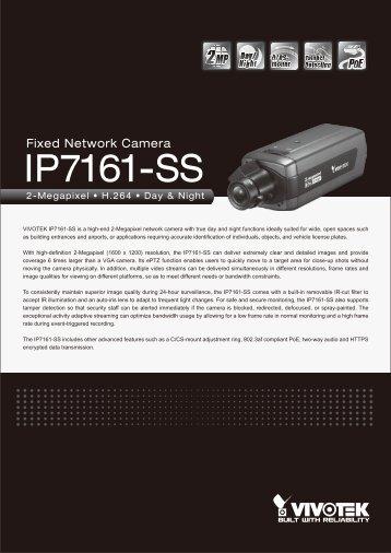 Datasheet IP7161-SS - Xortec.de