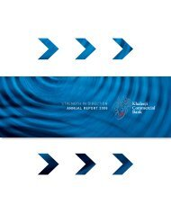 Annual Report 2008 - Khaleeji Commercial Bank BSC
