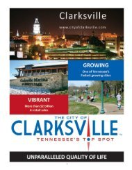 .W - Clarksville Area Chamber of Commerce