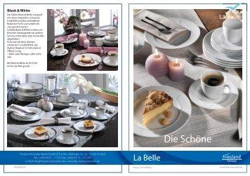 Produktinfos Friesland La Belle