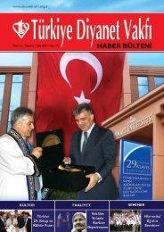 B - Türkiye Diyanet Vakfı