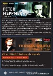 HEPPNER& Band