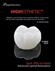 HIGHESTHETIC™ - Magellan Dental Arts