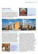 Broschüre Seniorenzentrum Haus Tabita - Diakonie im Rhein-Kreis ... - Seite 3