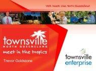 Trevor Goldstone - Tourism Futures