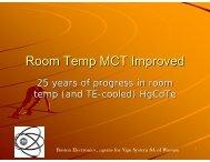 Room Temp MCT Improved - Boston Electronics Corporation