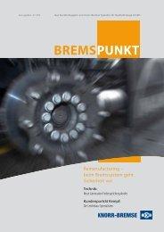 Remanufacturing - Knorr-Bremse