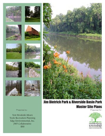 Jim Dietrich Park & Riverside Basin Park Master Site ... - Berks County