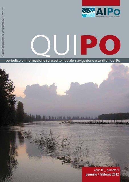 Qui Po n.1 /Gennaio-Febbraio 2012 - Agenzia Interregionale per il ...