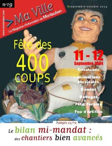 Couverture - Montauban.com