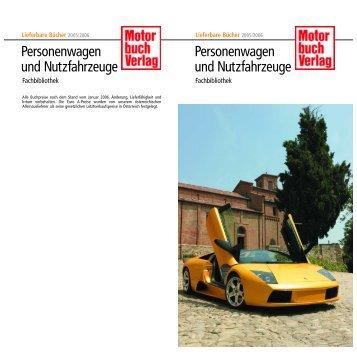Personenwagen und Nutzfahrzeuge Personenwagen und ...