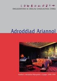 Adroddiad Ariannol PDF (171 KB) - Amgueddfa Cymru