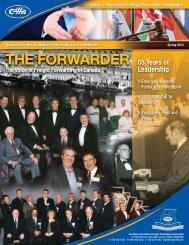 The Forwarder Magazine - 2013 Spring Issue - CIFFA.com