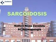 Sarcoidosis - EXTRANET - Hospital Universitario Cruces