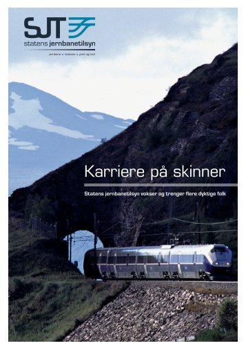 Karriere på skinner - Statens jernbanetilsyn