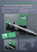 COMTEC 6000 O2 / COe InSitu Analyser Systems - Page 3