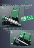 COMTEC 6000 O2 / COe InSitu Analyser Systems - Page 4