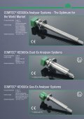 COMTEC 6000 O2 / COe InSitu Analyser Systems - Page 5