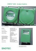 COMTEC 6000 O2 / COe InSitu Analyser Systems - Page 6