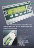 COMTEC 6000 O2 / COe InSitu Analyser Systems - Page 7