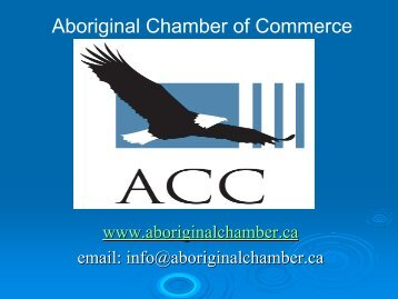 ACC - Manitoba Chambers of Commerce