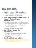 No Frills 2013 Call for Bids - saacurh - National Association of ... - Page 6