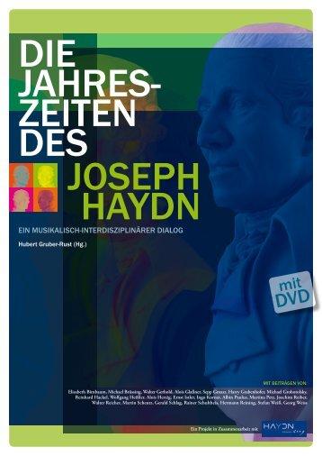 Die JAHreS- Zeiten DeS JoSePH HAYDn - Haydn Festival Eisenstadt