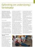 modtager med glæde alle gaver - Hjerneskadeforeningen - Page 7