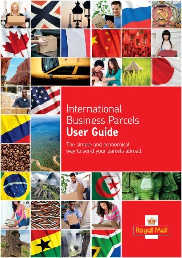 A user guide to International Packets - Royal Mail