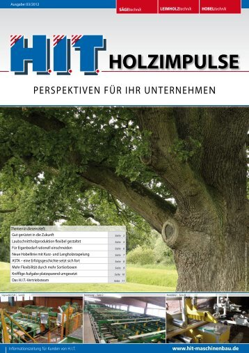 HIT-Holzimpulse 2012 - Local-Network