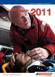 ANNUAL REPORT 2011 - Coastguard New Zealand