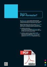 Pdf-Formular?
