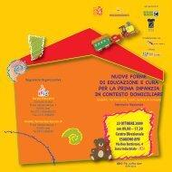 Programma - Edizioni Junior