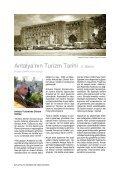 Sayı 02 - Antalya Rehberler Odası - Page 6