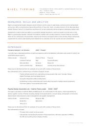 Knowledge, SKillS and abilitieS eXPeRienCe Paprika design ...