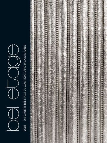 PDF (1,3 MB) - bel etage Kunsthandel GmbH