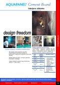 Nauja Vidaus Išorės apdailos Ir grindų konstrukcijų alternatyva - Page 5