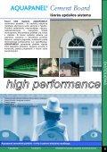 Nauja Vidaus Išorės apdailos Ir grindų konstrukcijų alternatyva - Page 6
