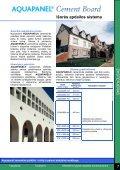 Nauja Vidaus Išorės apdailos Ir grindų konstrukcijų alternatyva - Page 7