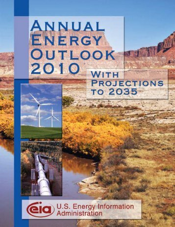 Annual Energy Outlook 2010: With Projections to 2035