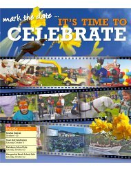 It's Time to Celebrate - Local Matters Newspapers
