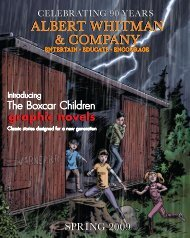 graphic novels - Albert Whitman & Company