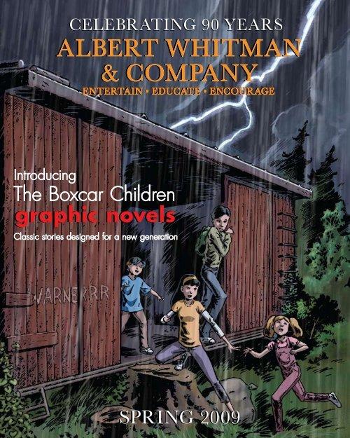 graphic novels - Albert Whitman & Company